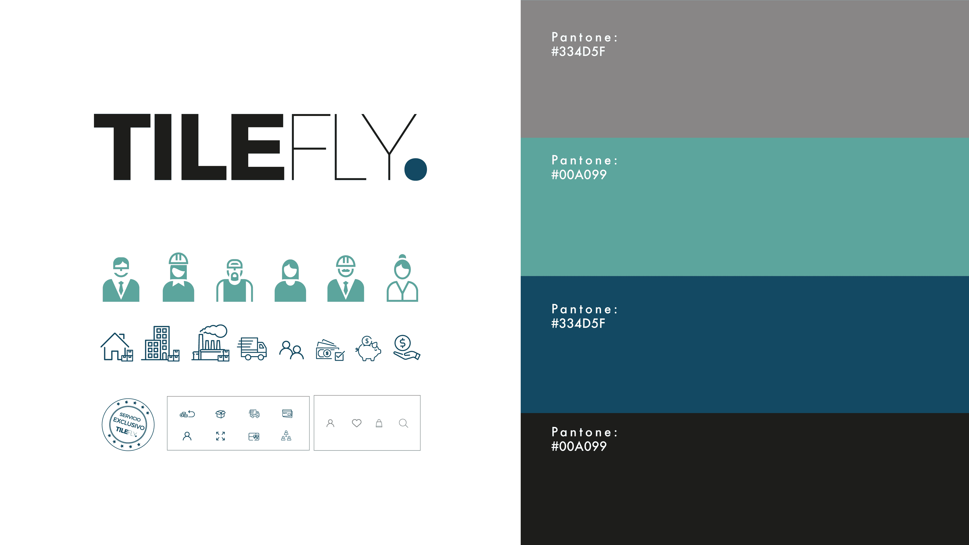 Portfolio Tilefly diseño web